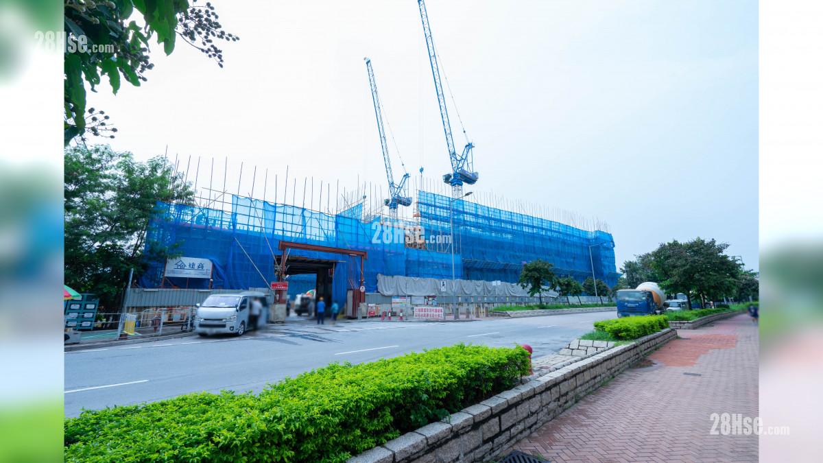 #LYOS 主題大廈: 由長實發展的元朗#LYOS,位於洪水橋洪元路2號,提供341伙。