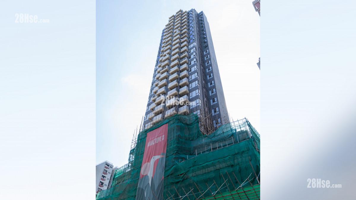 曼翹 主題大廈: Mangrove 曼翹由桂洪集團發展,項目位於紅磡馬頭圍道68號,設有1座,提供130伙,實用面積由186至250平方呎,間隔為開放式、1房。